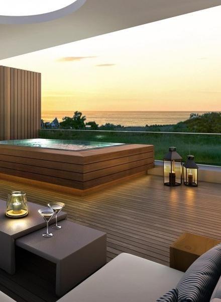 Projection 3D de votre future spa